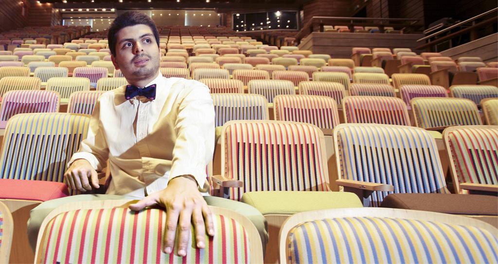 Kristhyan Benítez realizará un recital en Caracas antes de participar en el Concurso Internacional  de Piano Premio Iturbi