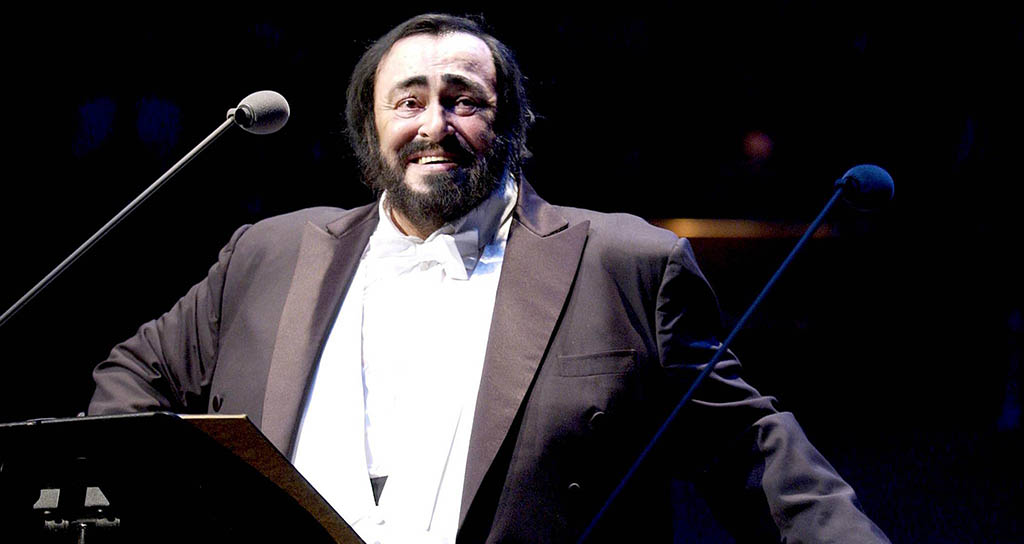 José Carreras y Plácido Domingo homenajearán a Luciano Pavarotti en los Classics Brit Awards