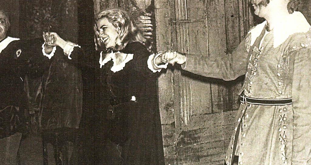 Rosita del Castillo, una soprano venezolana, que Verdi hubiera escogido para dar vida a su Traviata