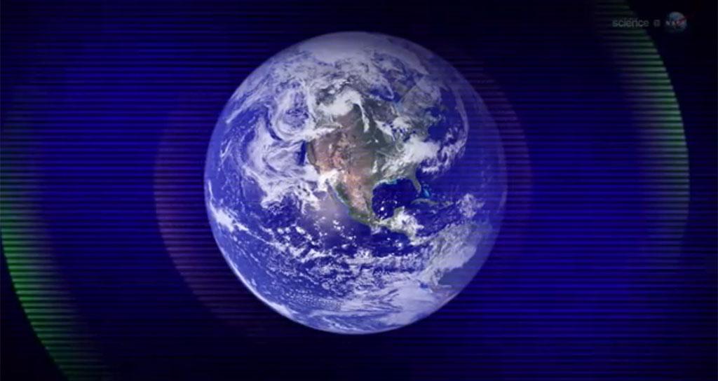 La Tierra canta, revela la NASA