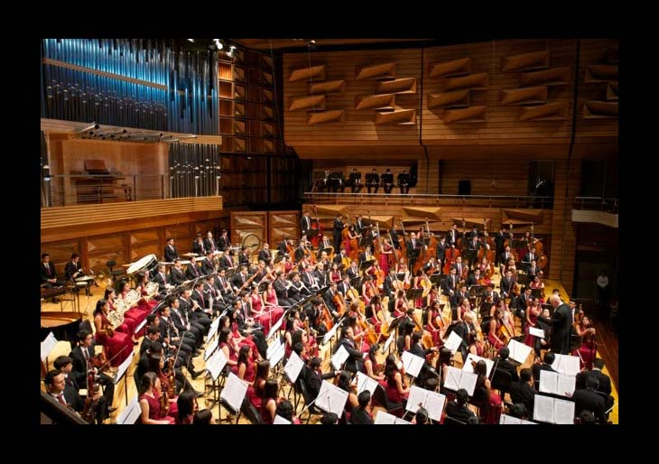 Caracas despidió a sala llena a su sinfónica juvenil
