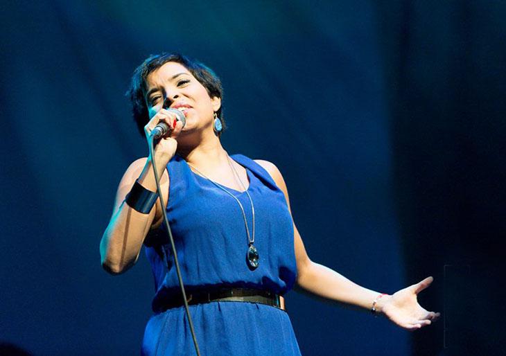 Sela Lovera cantará en el tercer concierto de Noches de Guataca