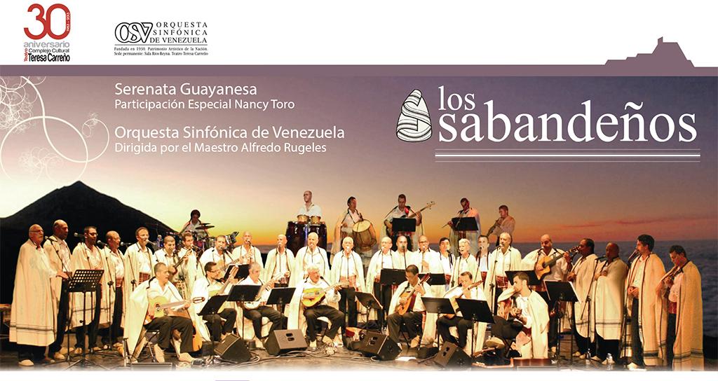 Los Sabandeños regresan a Venezuela