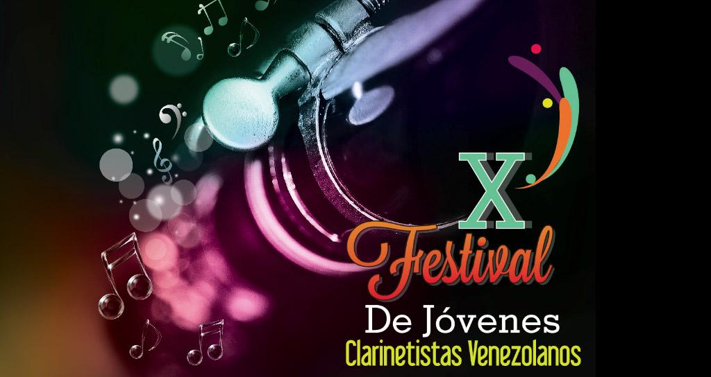 Caracas recibe al X Festival de Jóvenes Clarinetistas Venezolanos