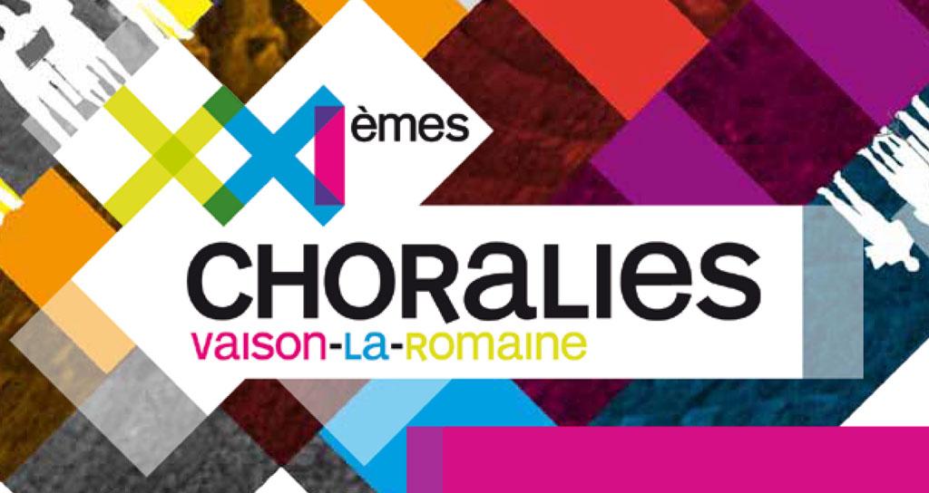 María Guinand dirige dos talleres en las XXIèmes Choralies de Vaison-La-Romaine