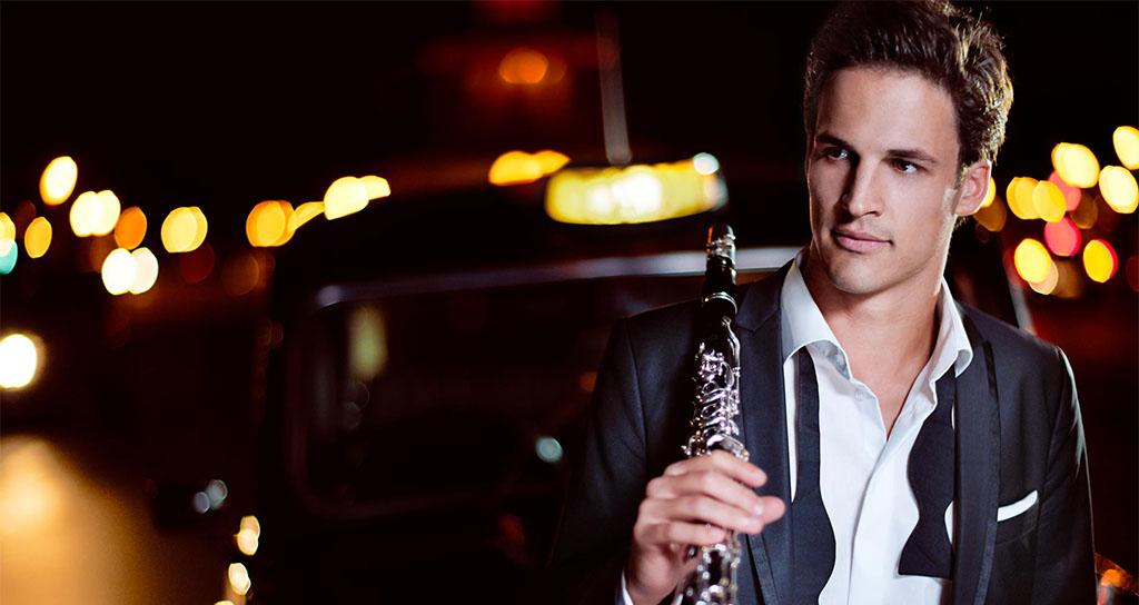 """Andreas Ottensamer: """"Al público le interesa más la persona que el instrumento que toca"""