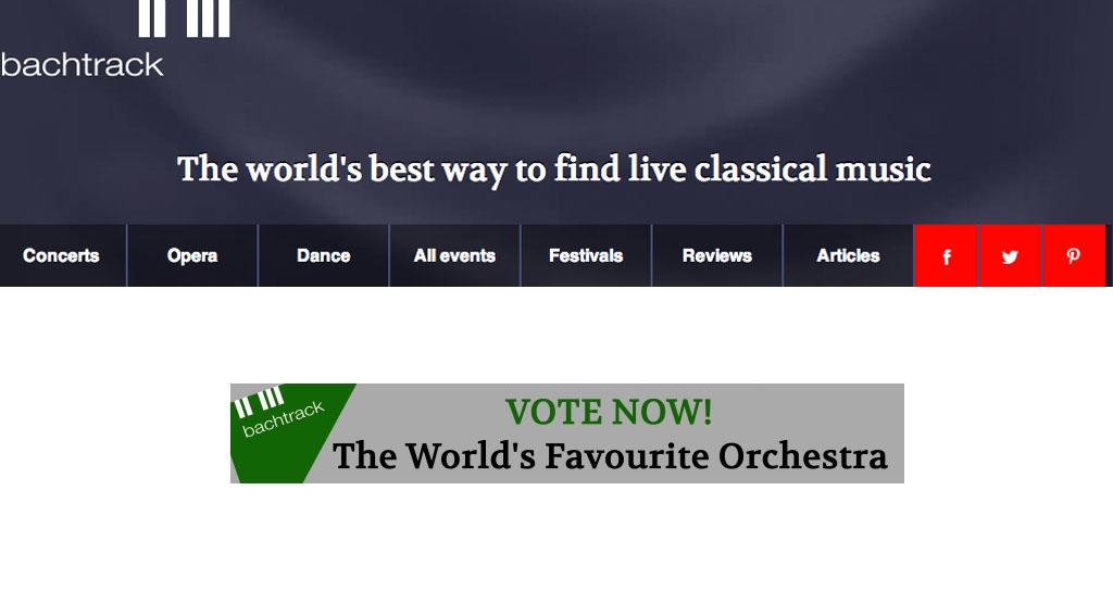 Ninguna Orquesta venezolana incluida en el top de favoritas de Bachtrack