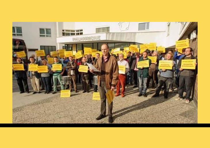 La Filarmónica de Berlín lidera una huelga de orquestas en Alemania