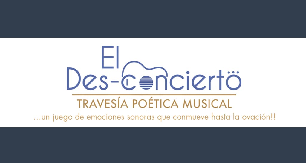 Leonardo Padrón, Mariaca Semprún y Aquiles Báez se unen con El Des-Concierto en el Teatro Chacao