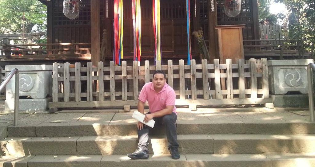 El contrabajista venezolano Oscar Luque gana el 1er lugar en el festival de contrabajo de Rubato String en la ciudad de Tokio