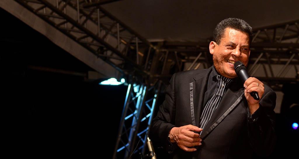 Rudy Márquez en concierto: 50 años de vida artística