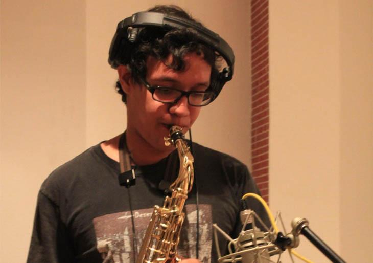 Viover y los Piraos preparan su primera producción discográfica  en el Centro Nacional del Disco