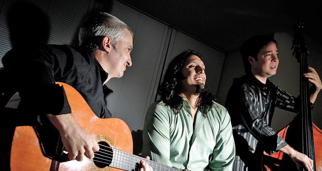 T.H.E Trío descargará fusiones de rock y jazz este domingo en auditorio de Cantv