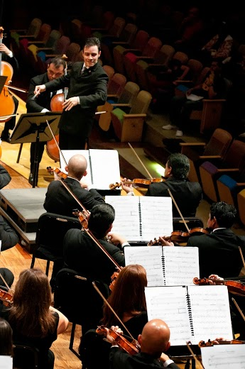 La Orquesta Sinfónica Simón Bolívar se acopló por segunda vez a la batuta de Vladimir Prado