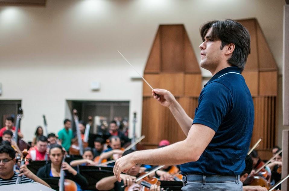 Manuel López-Gómez regresa a Venezuela para dirigir a la Sinfónica Juvenil Teresa Carreño