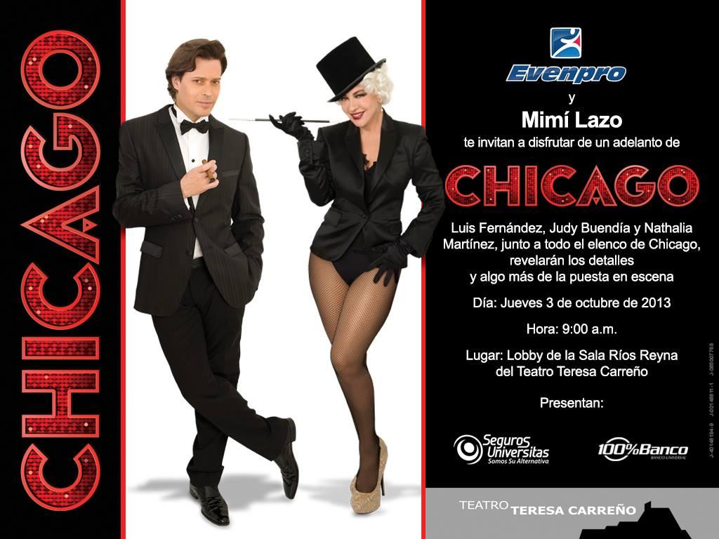 """""""Chicago"""" el musical abre nuevas funciones"""