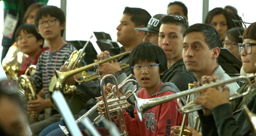 El maestro Abreu pone la mirada en formar una orquesta sinfónica juvenil mundial