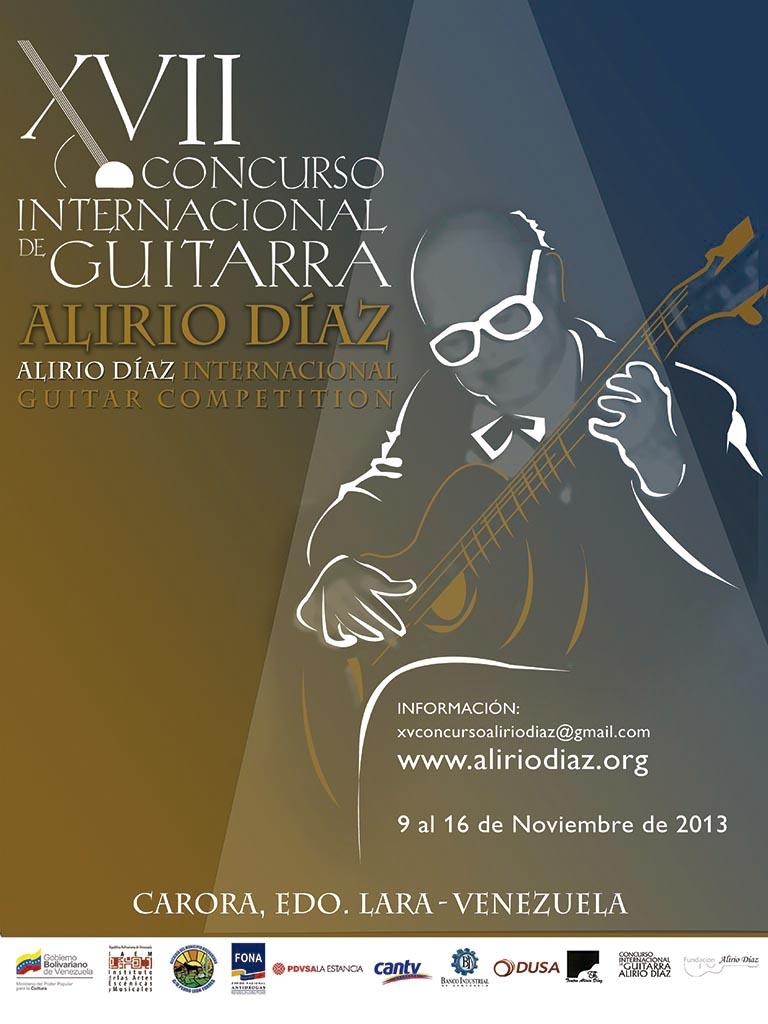 Concurso Internacional de Guitarra Alirio Díaz