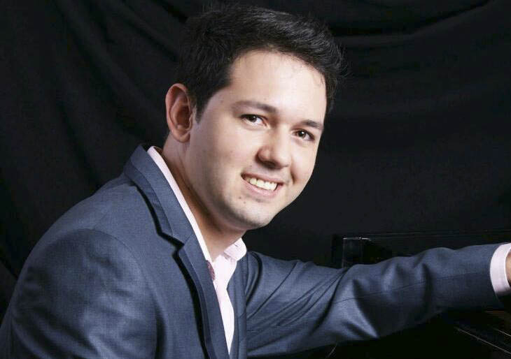 Pianista venezolano sale victorioso entre europeos en Italia