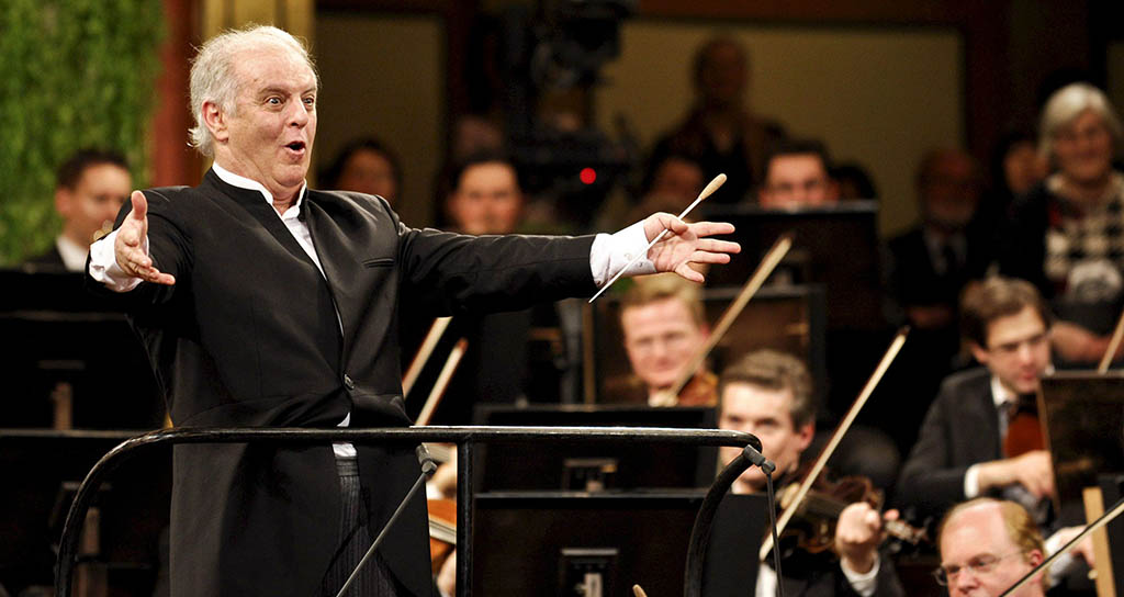 Barenboim dirigirá el Concierto de Año Nuevo