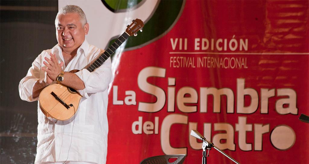VII edición del Festival Internacional La Siembra del Cuatro llega a su fase final