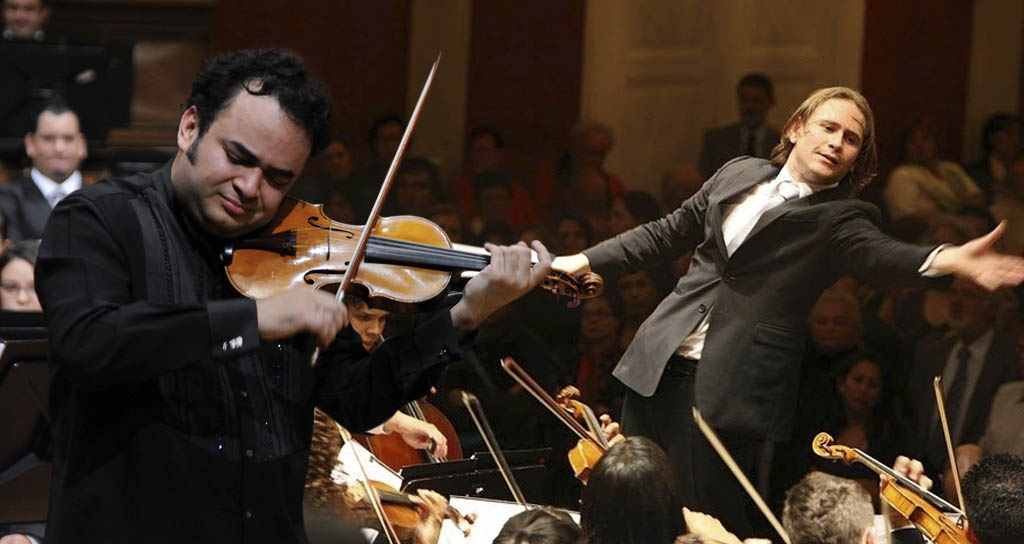 Christian Vásquez dirige por primera vez Carmina Burana