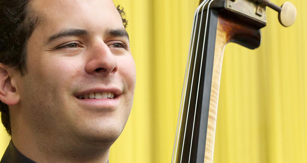 Edicson Ruiz será solista en el Olimpo de la Música: Philharmonie de Berlín