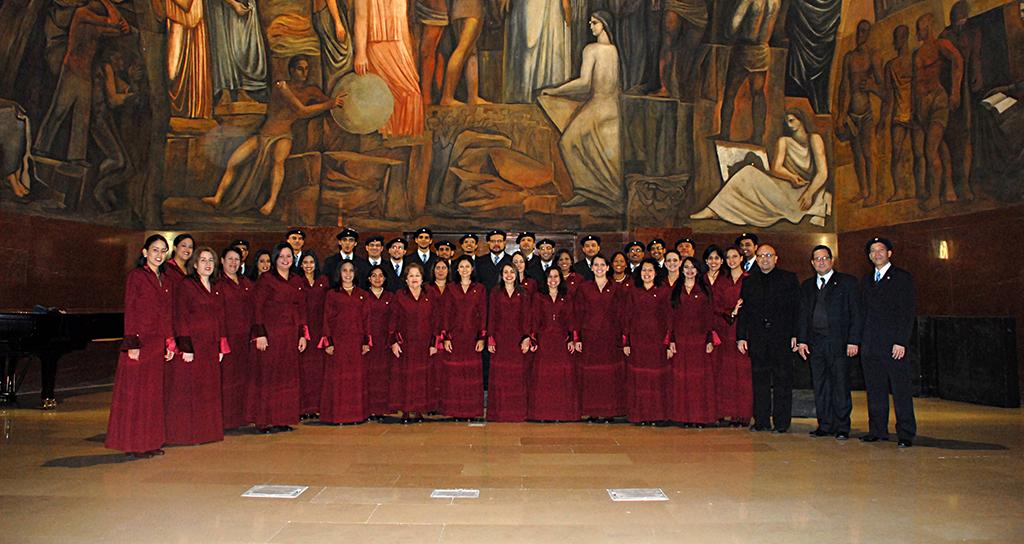 Orfeón Universitario retoma la celebración de sus 70 años