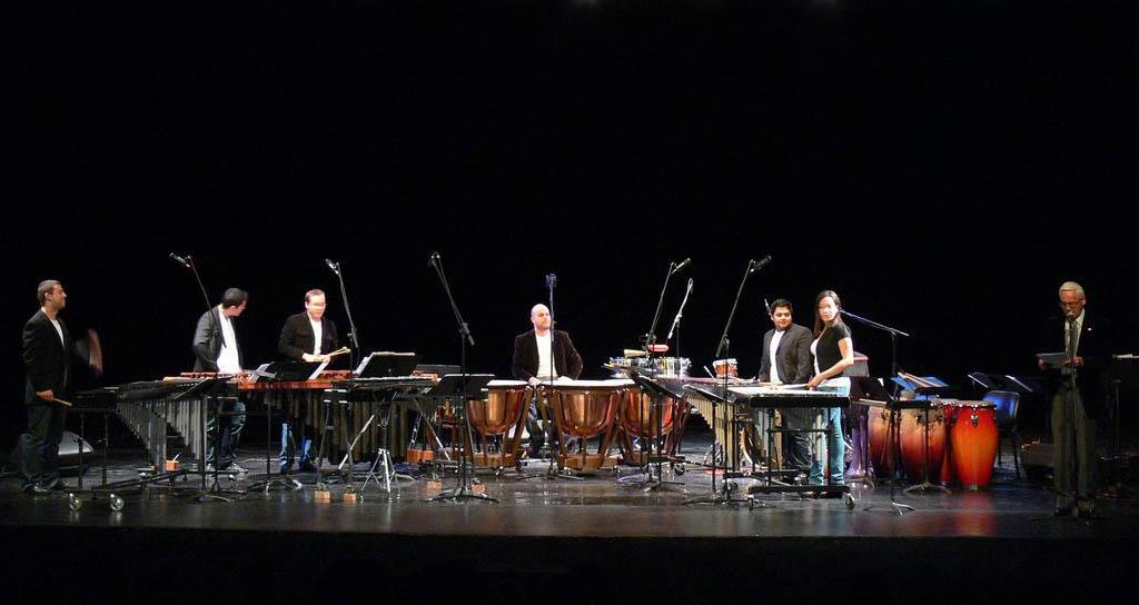 Percusionistas suecos y venezolanos tocarán juntos en Caracas