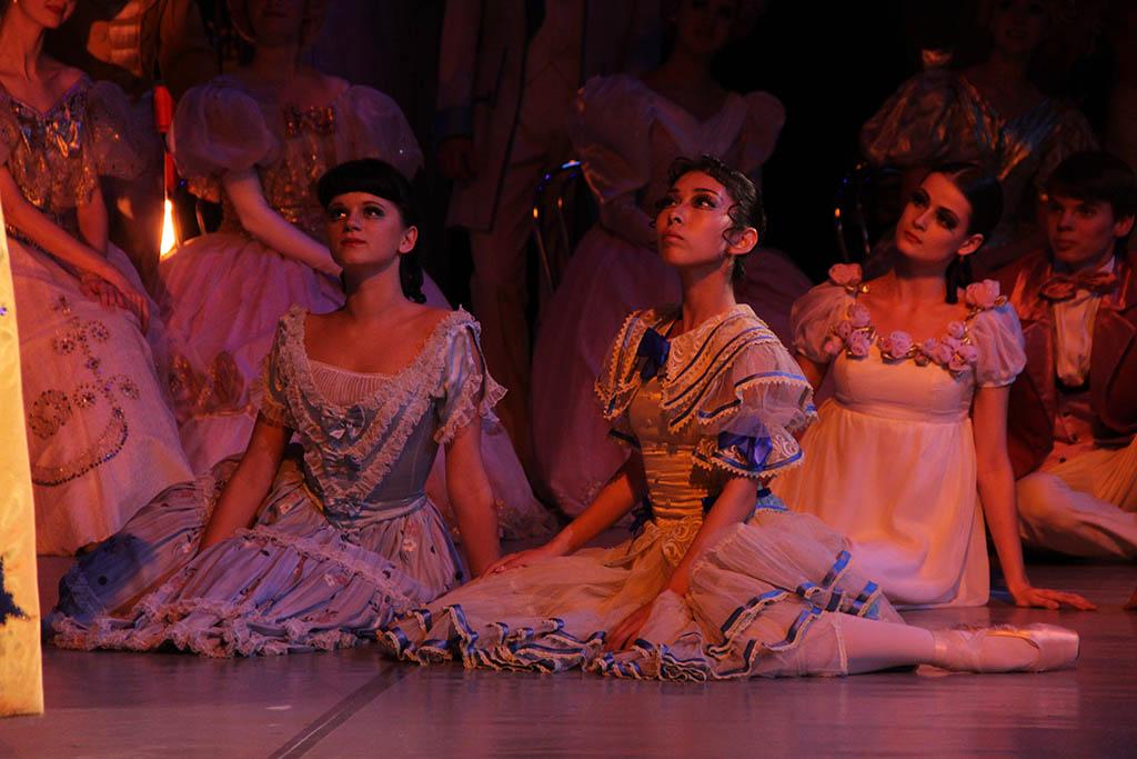 """El músico y diplomático venezolano regaló al público de Minsk su chispiante y apasionada interpretación de este popular clásico del ballet"""""""
