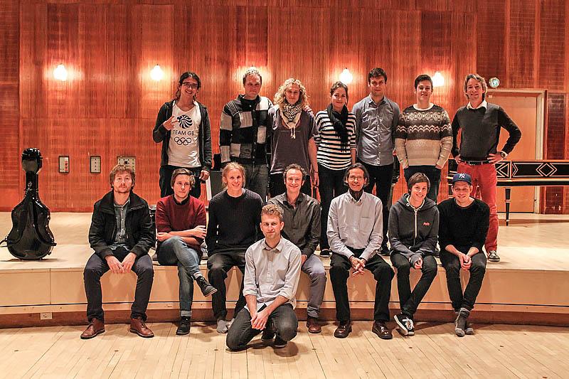 L.Zea Master Class Copenhagen (09-10-13) Photo Svend Withfelt