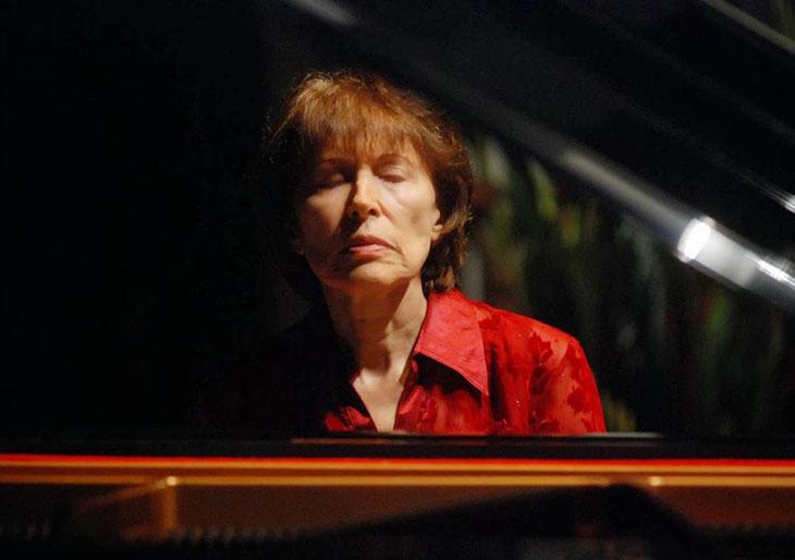 Monique Duphil está en Venezuela para participar en el Festival El Piano y Los Períodos de la Música