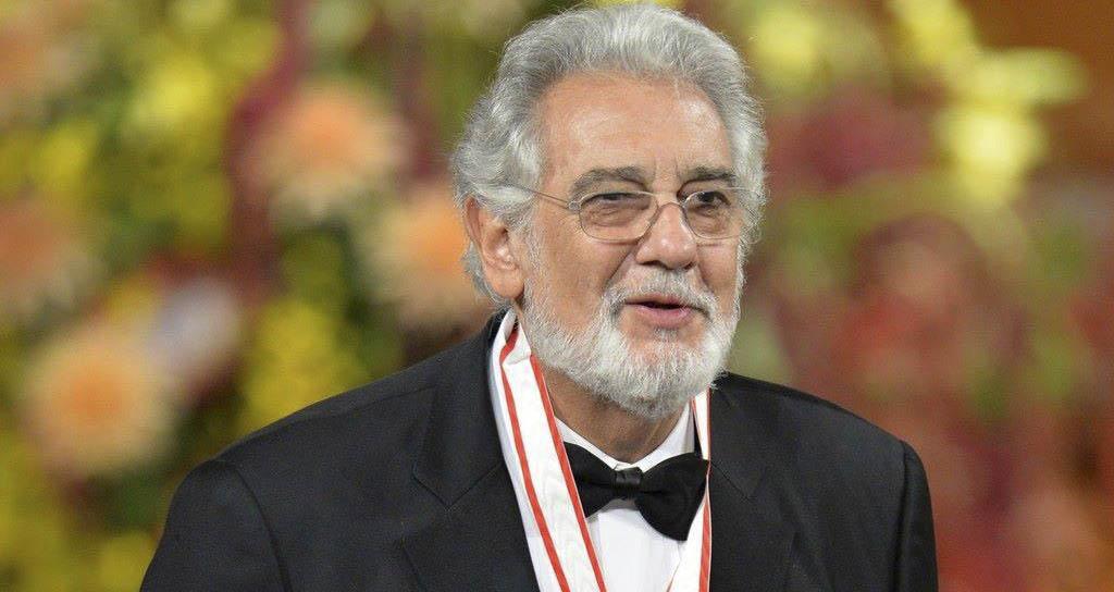"""Plácido Domingo recibe """"con honor"""" el prestigioso Praemium Imperiale en Tokio"""