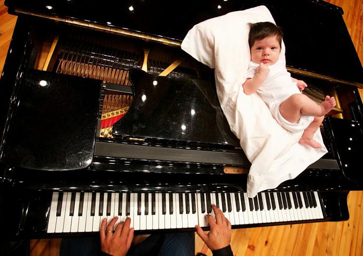 Lyl Tiempo dictará clase magistral de piano para niños de 5 a 7 años