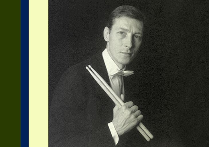 El Percusionista principal de la Orquesta de Gotemburgo dirigirá en Guanare
