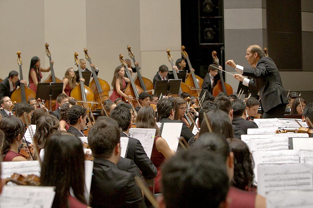 Sinfónica Juvenil de Caracas en Hiroshima