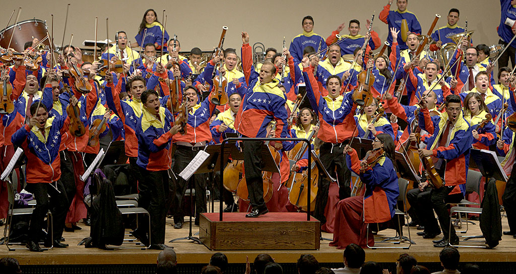 Sinfónica Juvenil de Caracas debuta en Hiroshima con música para la paz