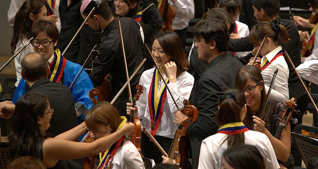 Venezuela y Japón se unieron en una agrupación binacional