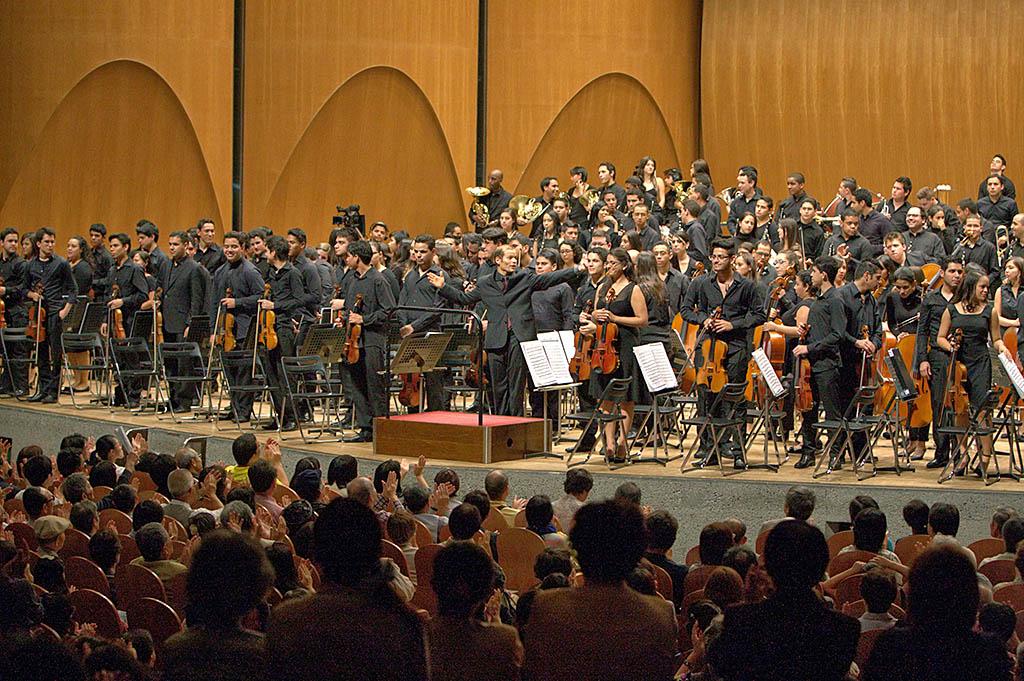 Sinfónica Juvenil de Caracas en Chiba