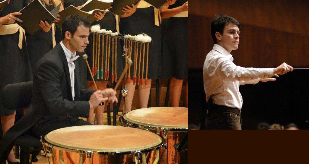 Ramón Granda estrena en Venezuela sinfonía para ocho tímpanis y orquesta