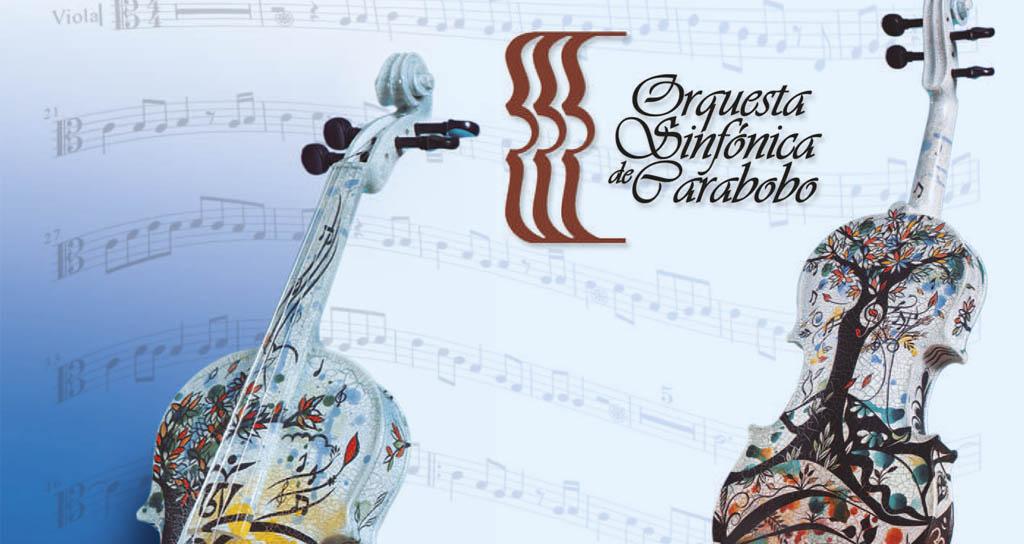 La Orquesta Sinfónica de Carabobo estrena disco