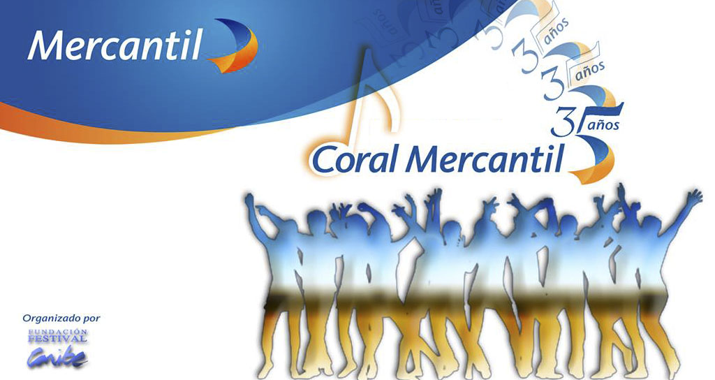 La Coral Mercantil celebra 35 años  con un concierto especial