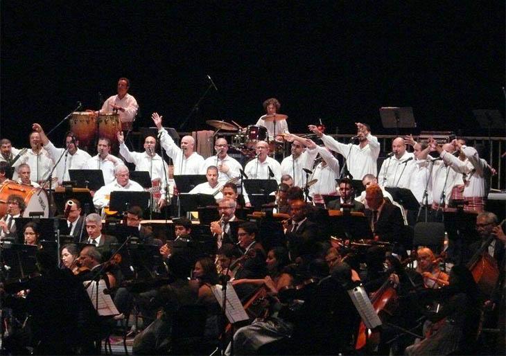 Los Sabandeños llenaron el Teatro Teresa Carreño