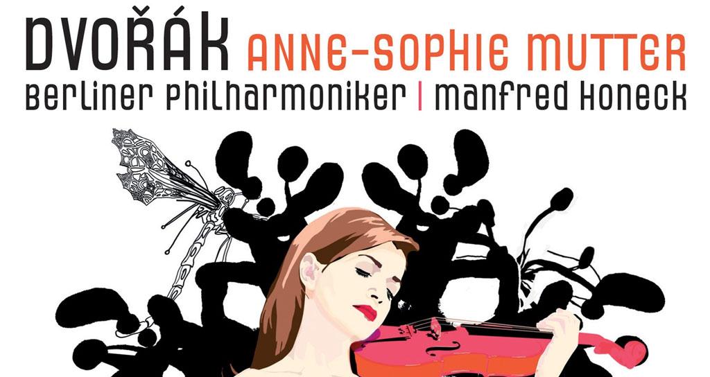 Anne-Sophie Mutter consuma su amor por Dvorak con el misterio de su violín
