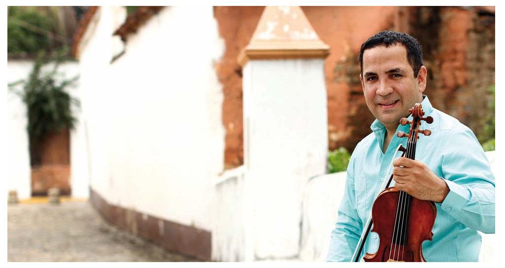 """Eddy Marcano presenta """"Margarita"""" en concierto"""