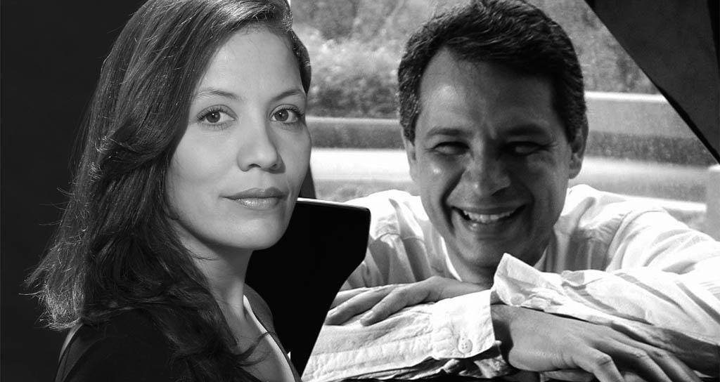 Edith Peña y David Ascanio