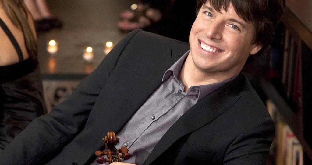 Joshua Bell, regalos entre amigos