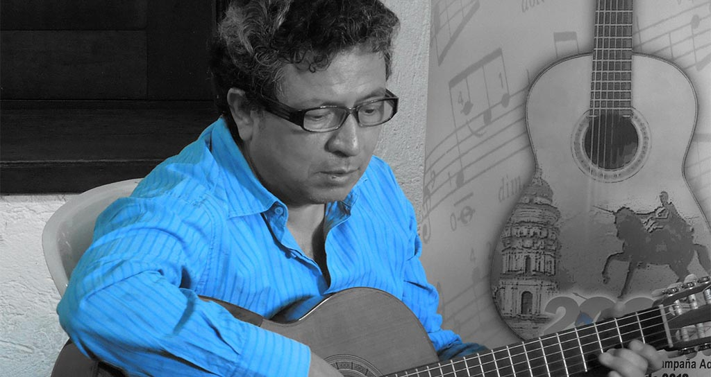 "Guitarra en ""Preludio"" este Domingo"