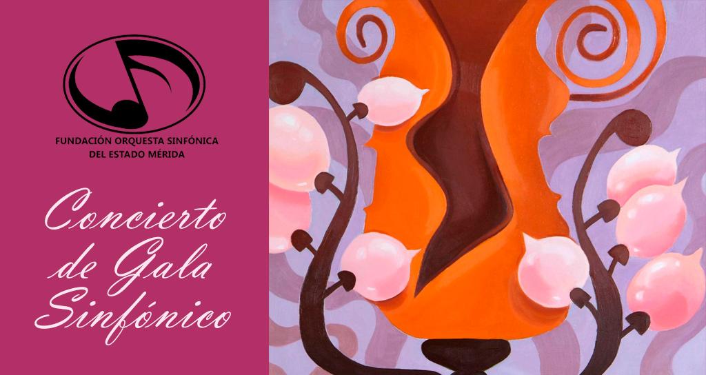 La Sinfónica del Estado Mérida, se viste de gala bajo la batuta de Álvaro Larez