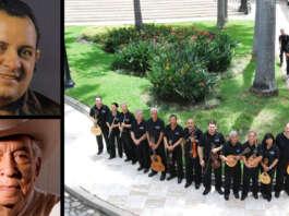 Hugo Blanco, Juan Vicente Torrealba y la Orquesta Típica Nacional